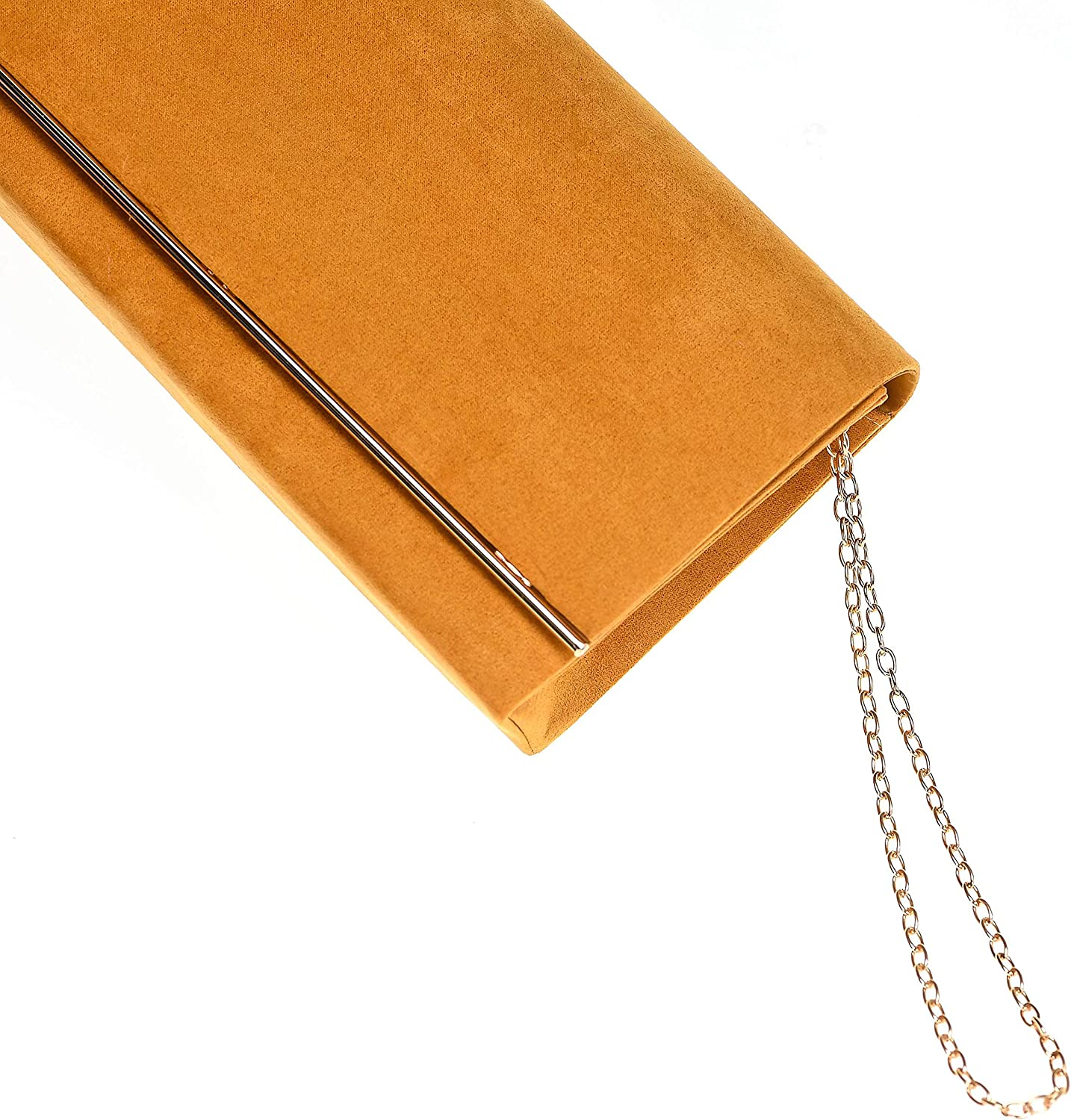 Beya Evening Bag Clutch Purse: Cute Style with Handle & Chain Strap