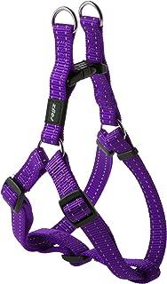 Rogz Utility Step-in Dog Harness, Purple, Medium
