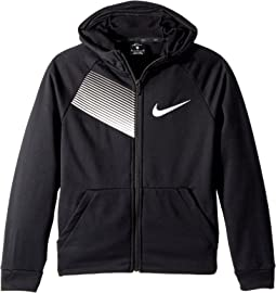 Nike Kids Dry Training Full-Zip Hoodie (Little Kids/Big Kids)