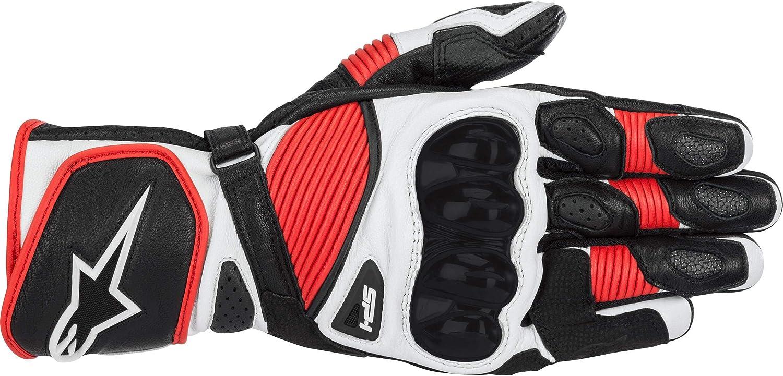 Alpinestars Motorradhandschuhe Sp 1 V2 Gloves Schwarz Weiss