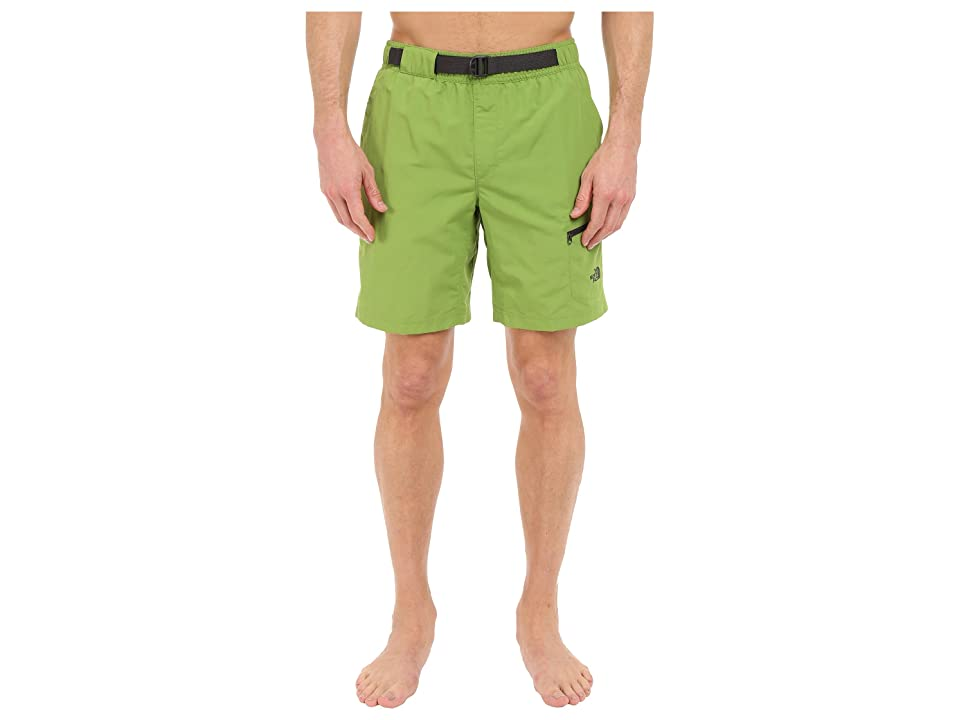 The North Face Belted Guide Trunks (Vibrant Green (Prior Season)) Men