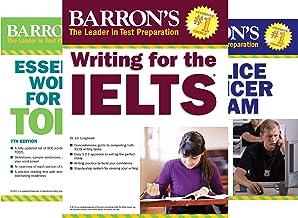 Barron's Test Prep (38 Book Series)