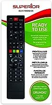 Mando a Distancia Universal para Todos los Televisores Grundig Listo para Usar No Requiere programación.