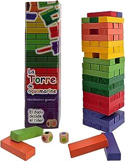 comprar comparacion Aquamarine Games-La torre de colores, Miscelanea (Compudid CP006)