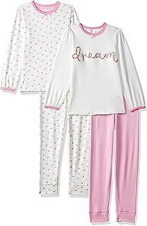 Mothercare Girls' Pyjama Set (Set of 2)
