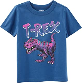 Little Boys' Originals Dinosaur Graphic, Blue