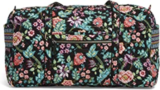 Vera Bradley Womens - Iconic Large Travel Duffel - Signature