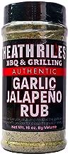 Heath Riles BBQ (Garlic Jalapeno Rub)