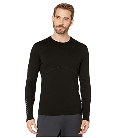 Helly Hansen Lifa Merino Crew (Black) Men