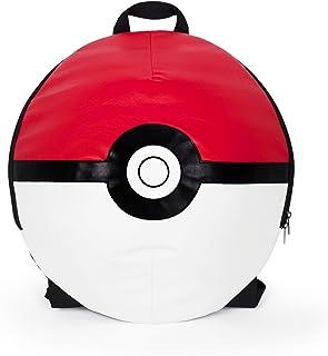 "Pokemon Boys' Poke Ball 16"" Backpack, Multi"