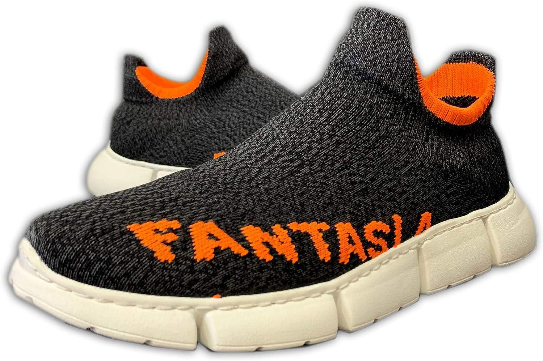 FAN Casual Lazy Socks shoes Men'S Casual Soft shoes Wear Non-Slip Sports shoes