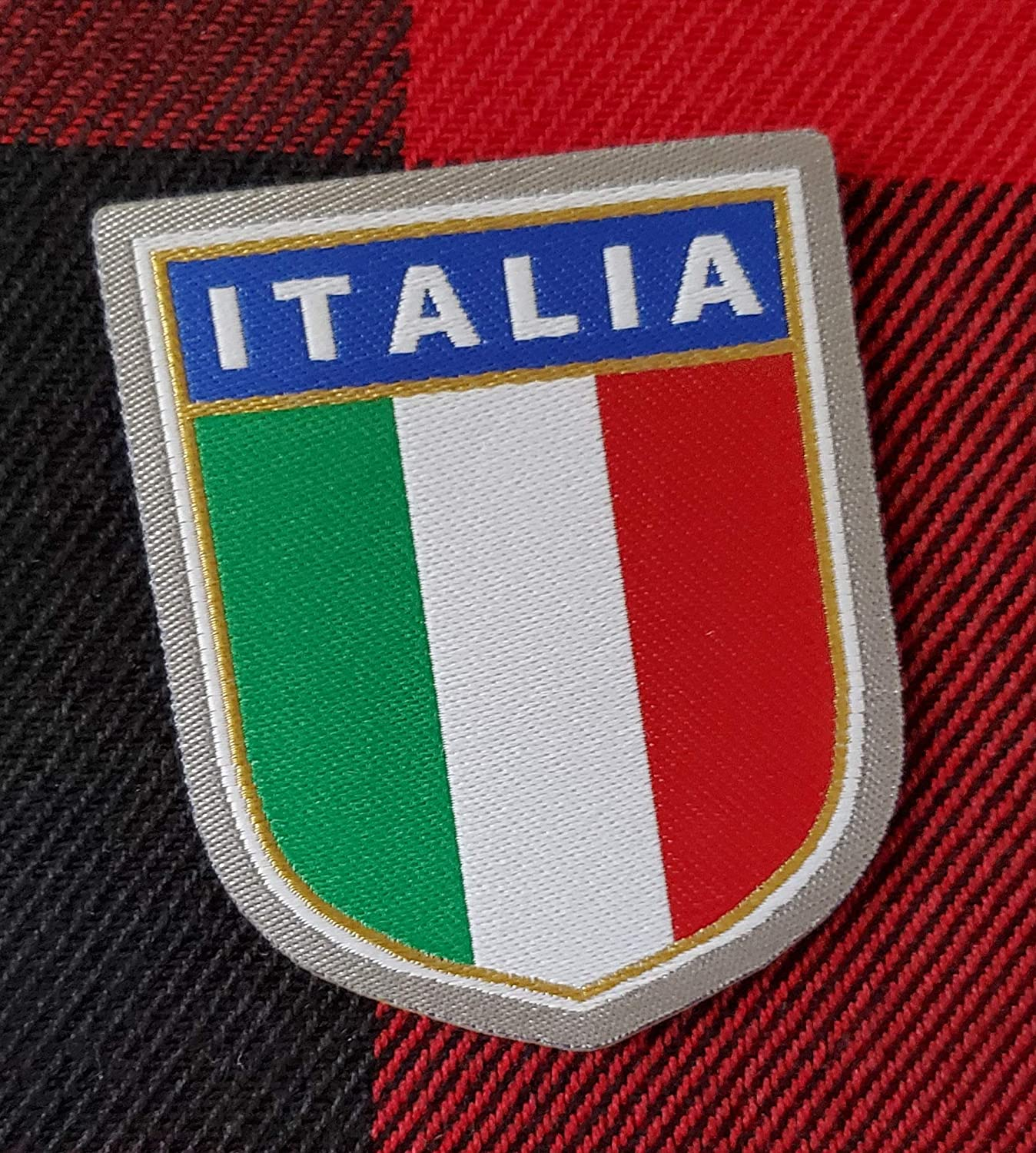 Italy Badge Sticker Cheap mail order specialty store Patch Mesa Mall Fabrics for