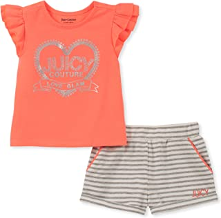 Baby Girls' 2 Pieces Shorts Set