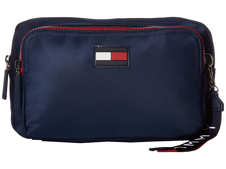 Tommy Hilfiger Leah Body Bag (Tommy Navy) Handbags
