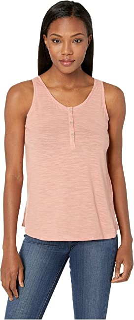 0493c804 Majestic Filatures Soft Touch Ribbed Scoop Tank Top at Zappos.com