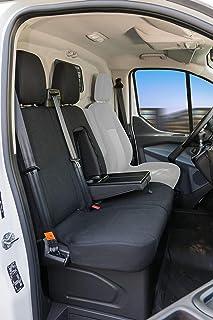 solo sedile del conducente per FORD TRANSIT CONNECT II Bus prime Coprisedili personalizzati..