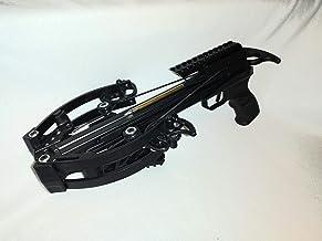 WILLIAM TELL ARCHERY 330 FPS WT-Mini Striker Narrow Limb Pistol Crossbow, Fastest in The Market