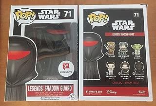 Funko POP Vinyl Star Wars Legends: SHADOW GUARD Walgreens Exclusive #71 C9
