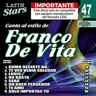 Franco De Vita - Latin Stars