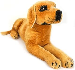 VIAHART Mason The Labrador | 19 Inch Large Labrador Dog Stuffed Animal Plush | by Tiger Tale Toys