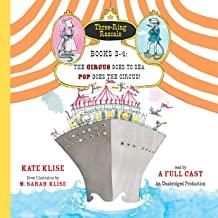 Three-Ring Rascals, Books 3-4: The Circus Goes to Sea; Pop Goes the Circus!