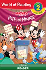 World of Reading: Minnie: Vote for Minnie (World of Reading (eBook)) Kindle Edition