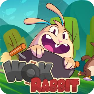 Wok Rabbit -  Endless Coin Chase!