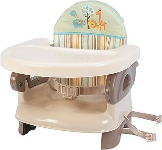 Summer Infant-Deluxe Comfort Folding Booster Seat-Safari Stripe