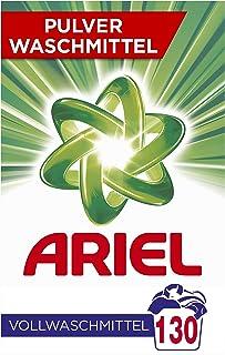Ariel Środek piorący w proszku do prania, środek piorący, czysty czysty, 130 ładowań piorących (8 kg)