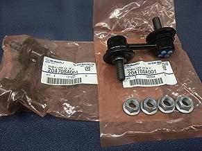 Genuine OEM Subaru Front Stabilizer Bar Link Set Forester Outback Wrx Sti Kit w nuts
