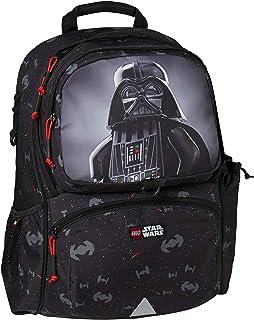 Core Line Freshmen Star Wars Darth Vader Mochila Escolar, 41 cm, 33 litros, Negro