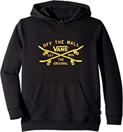 Skate Lock Up Pullover Fleece (Big Kids)