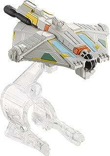 Hot Wheels Star Wars Starship Rebels Ghost Vehicle
