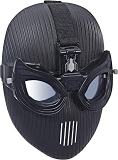 Spider-Man Marvel Far from Home Stealth Suit Mask for Roleplay – Super Hero Mask Toy