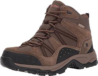 حذاء برقبة للمشي طويل للرجال من جلد Freemont متوسط مقاوم للماء