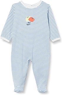 Petit Bateau baby – pojkar 5993001 Nattlinne