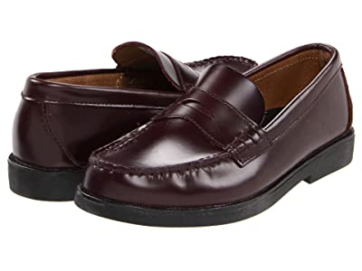 Sperry Kids Colton (Little Kid) (Burgundy Brush Off) Boys Shoes