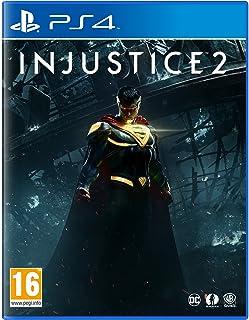 INJUSTICE 2 WITH DARKSEID DLC By Warner Bros Interactive Region 2 - PlayStation 4