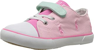 Polo Ralph Lauren Kids Kids' Kody Ltpk/Pstcho/Fch Cvs Clrbk Sneaker