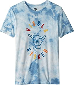 Shaka Stoked T-Shirt Top (Big Kids)