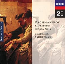 Rachmaninov: 24 Preludes; Piano Sonata No. 2