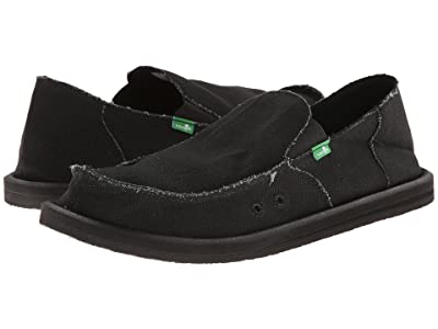 Sanuk Vagabond (Blackout) Men