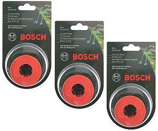 Confezione da 10, 30cm, F016800182 Bosch Genuine Art 30 Combitrim Strimmer Grass Trimmer Spool Linea