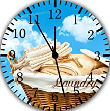 Best laundry room clock Reviews