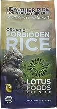 Lotus Foods Organic Forbidden Black Rice, 15 oz (Pack of 2)
