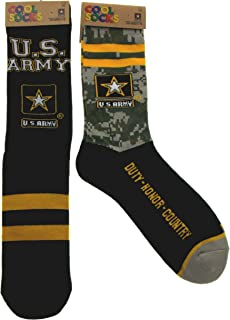 US Army Sock Bundle - Duty Honor Country & United States Army Socks