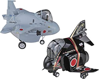 HAS60512 Hasegawa F-4 Phantom II & F-15 Eagle 'ADTW 60th Anniversary' Egg Plane Combo (2 kits) [MODEL BUILDING KIT]