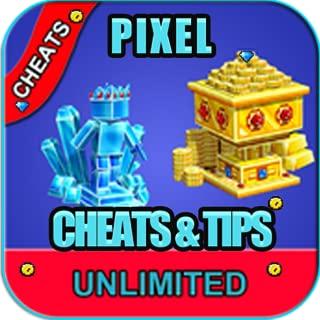 Coins & Gems For Pixel 3D Gun Prank !