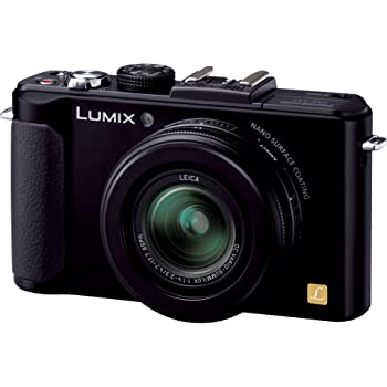パナソニック デジタルカメラ ルミックス LX7 光学3.8倍 ブラック DMC-LX7-K