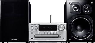 パナソニック ミニコンポ ハイレゾ音源対応 DSD再生/USB-DAC シルバー SC-PMX150-S